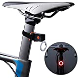 Bicycle Front High Intensity LED Rear Tail USB Rechargeable Light Set Waterproof