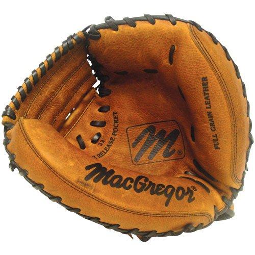 Macgregor Mac Varsity Series RHT Catchers Mitt by MacGregor