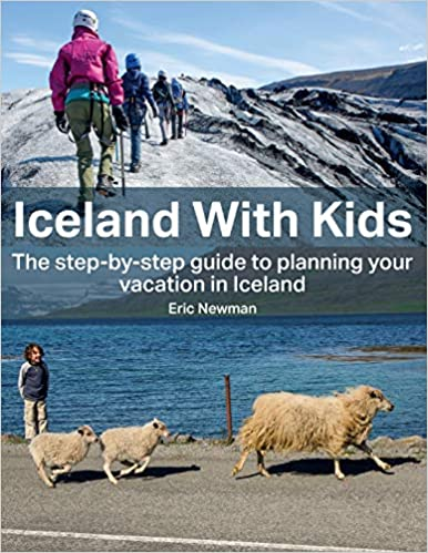 The Iceland With Kids by Eric Newman travel product recommended by Eric Newman on Lifney.