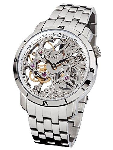 Mechanical German Watches - Made in Germany GM-107-5 Rio Theorema Mechanical Watch