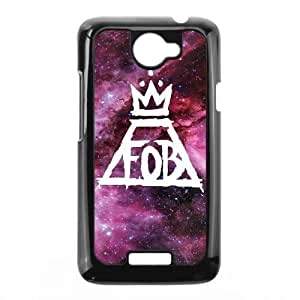 ZK-SXH - Fall out boy Personalized Phone Case for HTC One X, Fall out boy Customized Case