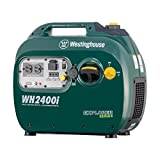 Westinghouse WH2400i Portable Inverter Generator - 2100 Running Watts and 2400 Starting Watts - CARB Compliant