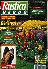 RUSTICA N° 1421 du 19-03-1997 GENEREUSE CORBEILLED'OR - MARIEZ LES TULIPES - LA MAITRISE DU CHAUFFAGE - LA GARDE DU CHIEN par Rustica