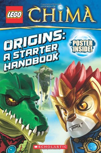 Download LEGO Legends of Chima: Origins: A Starter Handbook ebook