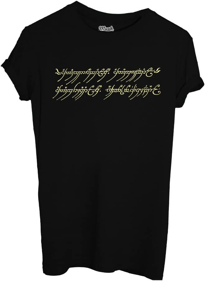 IMAGE T-Shirt Il Signore degli Anelli The Lord of The Rings Film by Dress Your Style