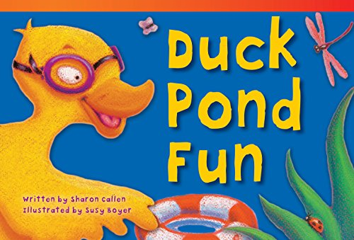Duck Pond Fun (Fiction Readers) - Goose Pond