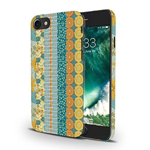Koveru Back Cover Case for Apple iPhone 7 - Flower Pattern