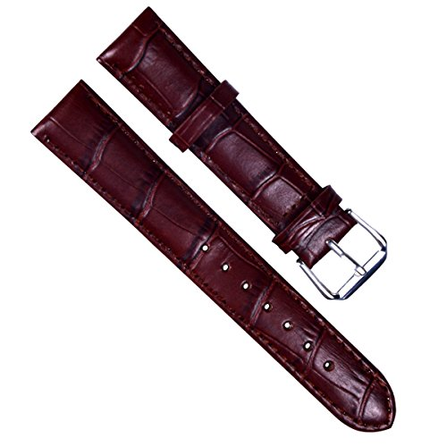 22mm-mens-vintage-regular-replacement-genuine-leather-silver-buckle-watch-strap-watch-band-bamboo-gr