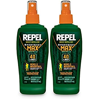 Amazon Com Repel Sportsmen Max Formula 4 Oz Insect