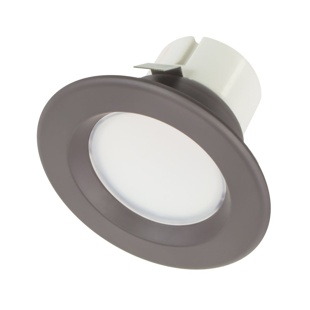 American Lighting E3-30-DB EPIQ 3 LED Economy Retrofit Downlight Module, 3-inch, Dark Bronze by American Lighting
