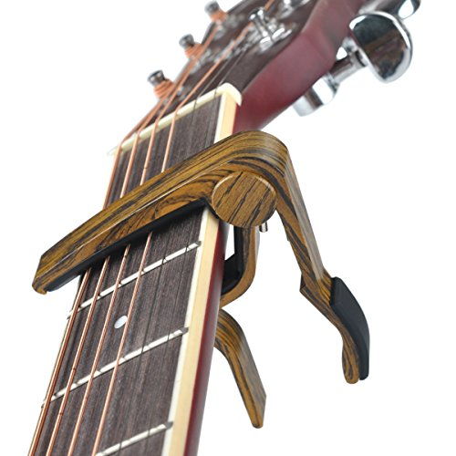 Capo Quick Trigger 6 String Acoustic Electric product image