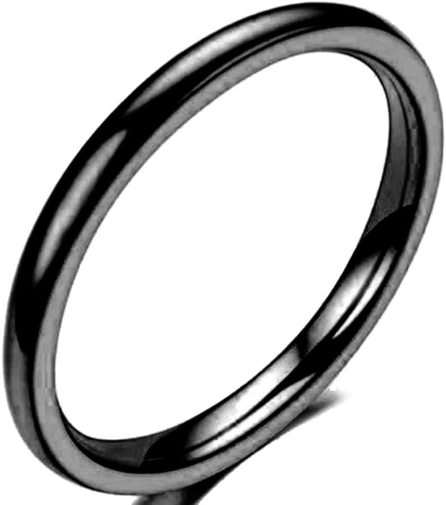 Jude Alliance empilable en acier inoxydable 2 mm
