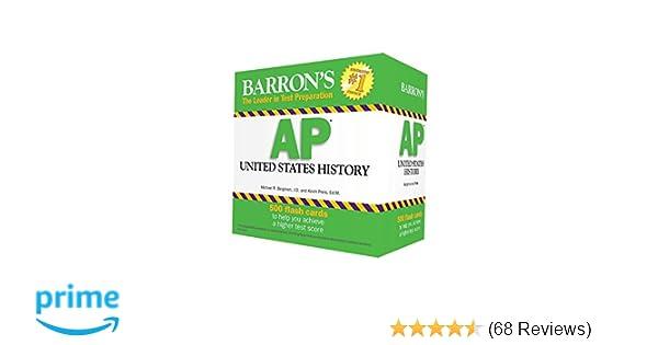 Barron S AP US History Flash Cards