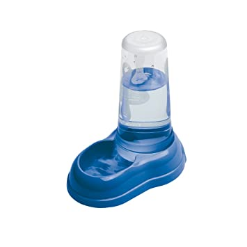 Ferplast Azimut 600 - Dispensador de agua y alimentos para gatos y perros, 12,