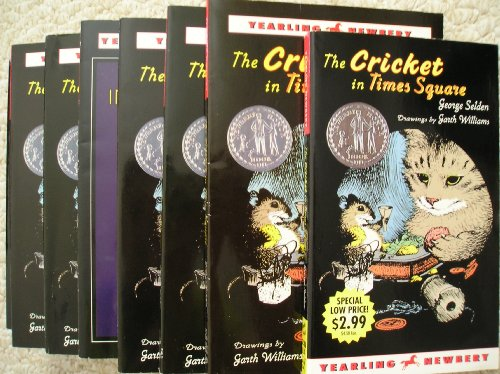 The Cricket in Times Square Guided Reading Classroom Set