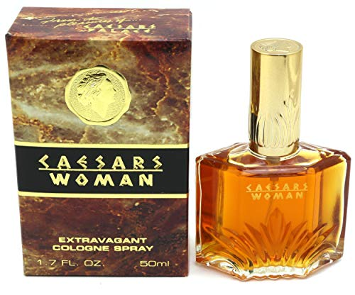 Caesars Woman By Caesars Palace Extravagant Cologne Spray 1.7 oz 50 ml