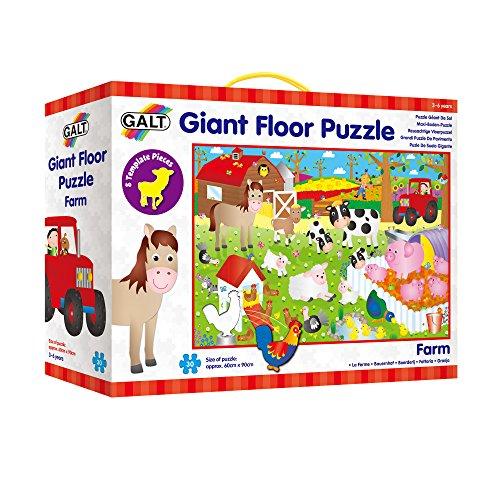 Galt Farm Floor Puzzle