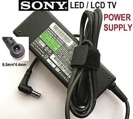 Adaptador de Fuente de alimentación de 19,5 V para Sony TV, BRAVIA ...