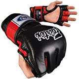 Fairtex Ultimate Combat MMA Gloves - Open Thumb