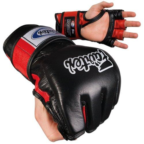 Fairtex Ultimate Combat Open Thumb Grappling MMA Gloves