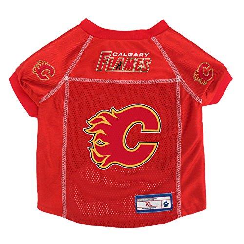 NHL Calgary Flames Pet Jersey, XL