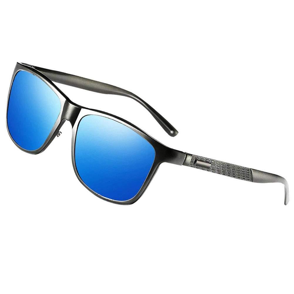 Glazata´s polarisierte Wayfarer-Sonnenbrille mit ultraleichtem ...