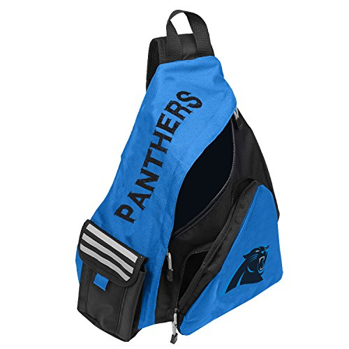 Officially Licensed NFL Carolina Panthers Leadoff - Panthers Bag Carolina