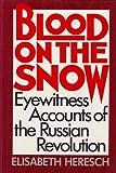 Blood on the Snow, Elisabeth Heresch, 1557781095