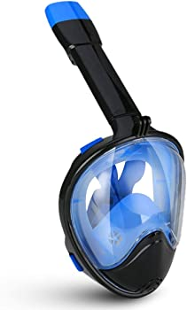 BFULL Sports Full-Face Snorkel Mask