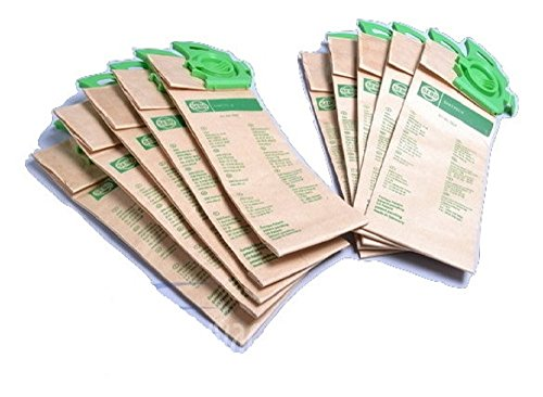 - Windsor Flex-O-Matic Upright Paper Bags 10 PK OEM # 53-2408-00
