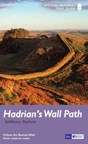 Hadrian's Wall Path (Trail Guides) (Best Long Distance Hikes In The World)
