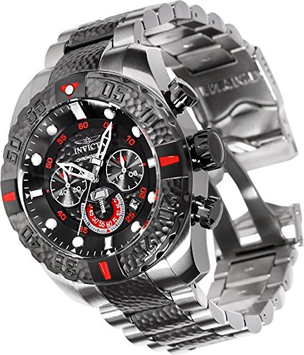 Amazon.com: Invicta Marvel Mens 52mm Thor Limited Edition Quartz Chronograph Bracelet Watch: Watches