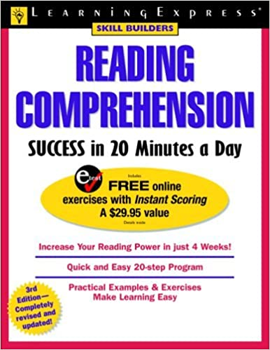 Amazon reading comprehension success in 20 minutes a day ebook amazon reading comprehension success in 20 minutes a day ebook learningexpress editors kindle store fandeluxe Gallery