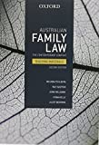 Australian Family Law Teaching Materials, Fehlberg, Belinda and Kaspiew, Rae, 0195574400