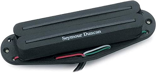 Seymour Duncan 11205-02 SHR-1b Hot Rails Strat Guitar Pickup Bridge Black