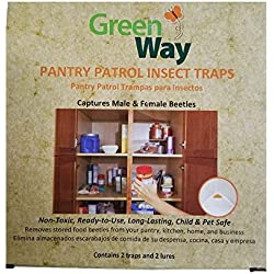 Insects Limited GW102 GreenWay Pantry Patrol Insect Trap