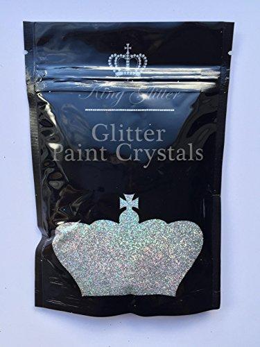 Glitzerkristalle für Wandfarben Schillernd