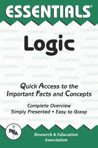 The Essentials of Logic (Essentials)