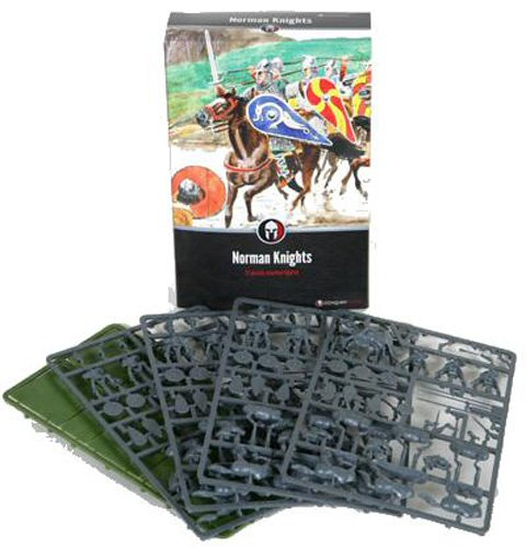 Conquest Games CG1 Norman Knights 28mm