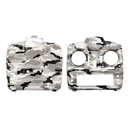 FrSky Taranis X9D Plus and X9D Camouflage Custom Shells