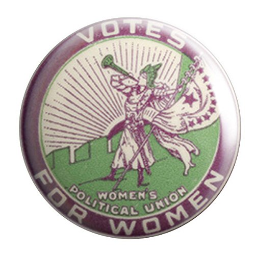 Geek Details Suffragette Votes for Women 2.25