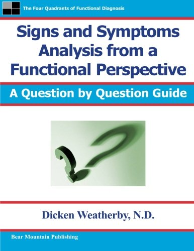 Signs and Symptoms Analysis from a Functional Perspective