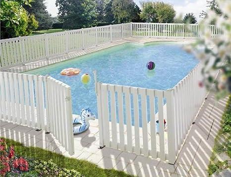 Jardin express - Barrière de protection pour piscine ...