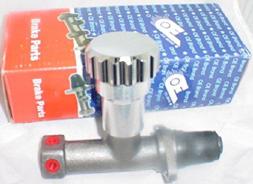 (VW 22mm Buggy & Type 2 Master Cylinder with Billet Aluminum Reservoir)