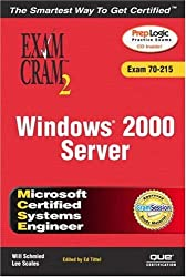 MCSE Windows 2000: Server Exam Cram 2 (Exam Cram 70-215)
