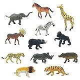 Boley 12pc Jumbo Safari Animals - 9