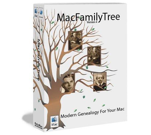 MacFamilyTree: Version 4