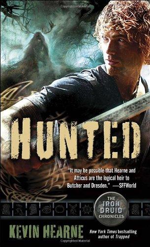 """Hunted"" av Kevin Hearne"