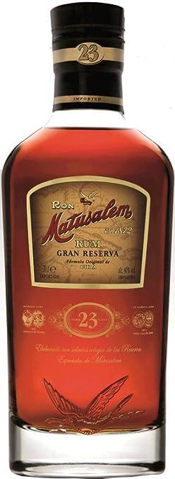 2 opinioni per Matusalem Rum Gran Riserva 23 Anni Ml700