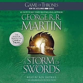 best audiobook game of thrones